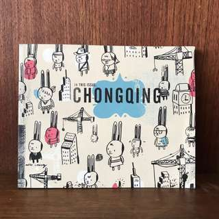 CHONGQING Picture Book
