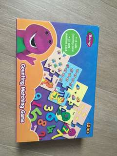 Counting Matching Game