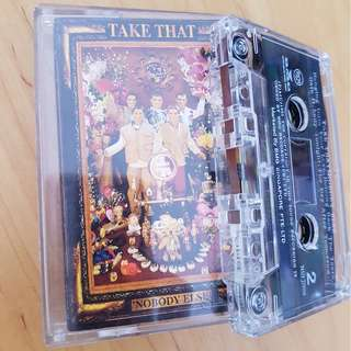 Take That - Nobody Else Audiotape/ cassette