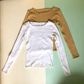 女裝針織衫 $25/1 $40/2
