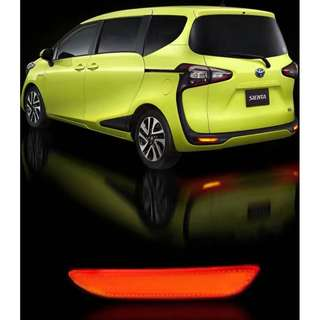 Bumper LED for Toyota Sienta