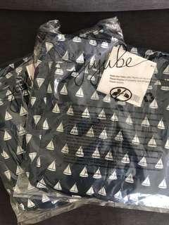 Bnip Jujube be light Annapolis diaper bag