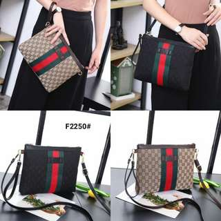 Gucci Ocase GG Kanvas with Sling Strap Kode F2250#