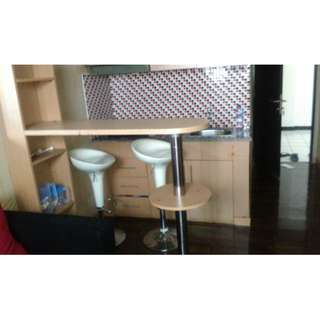 Harian murah 2BR full furnish
