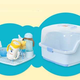 Storage for feeding bottles