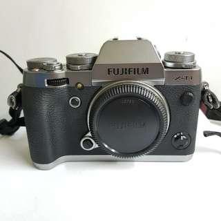 Fujifilm X-T1 Silver Graphite Body