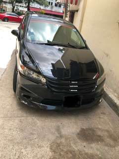 HONDA STREAM Uber Grab Rental