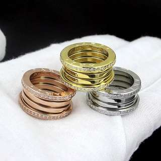 Side diamond ring couple ring