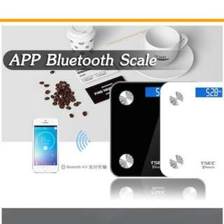 App Bluetooth weighing scale