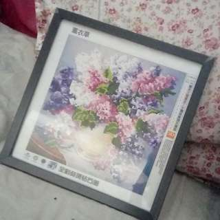 5D Embroidery Painting Rhinestone