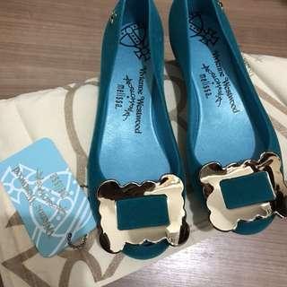 Vivienne Westwood香香膠鞋