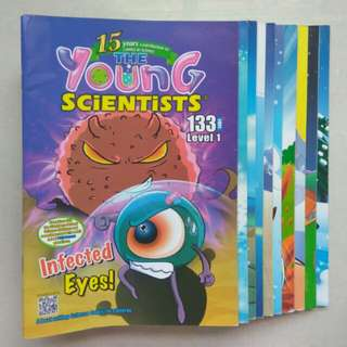 The Young Scientists Level 1-3