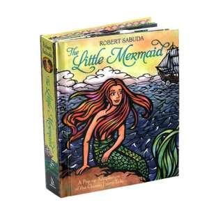 The Little Mermaid (Pop-Up Classics) by Robert Sabuda