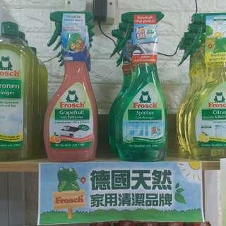 Frosch 生活清潔用品