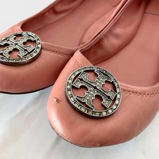 Pre-loved Tory Burch Flats