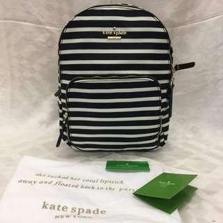 Back Pack stripes