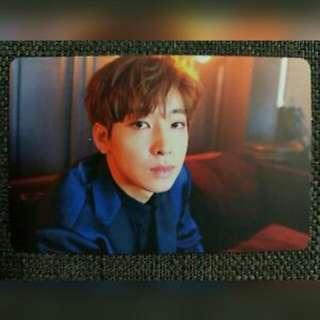 [WTB/LF] Wonwoo Teen,Age Photocard