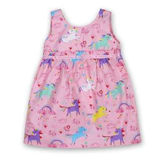 Unicorn sleeveless dress