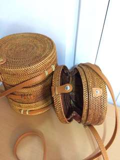 Rattan Sling Bags from Bali