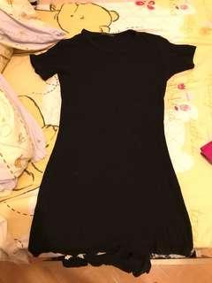 Brandy Melville black knit dress
