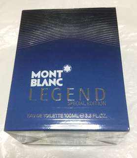 Mont Blanc Special Edition