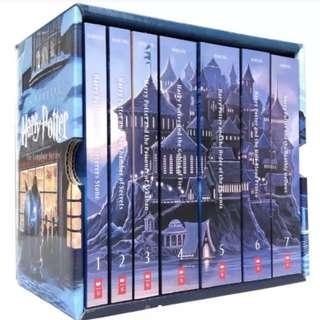 [PO] Harry Potter full 7 series books