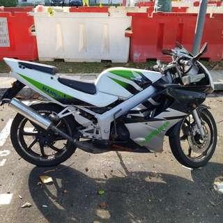[Negotiable] Honda NSR150SP