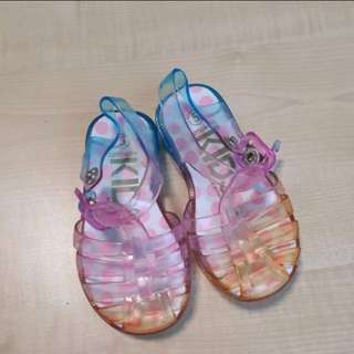 Cotton On kids jelly shoes