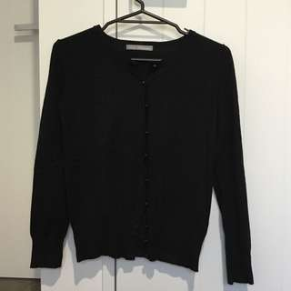 Marks&Spencer Black Cardigan