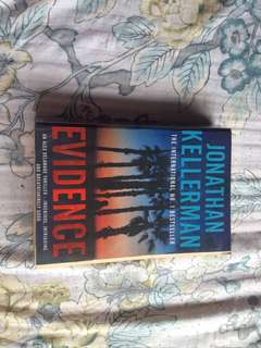Evidence by Jonathan Kellerman