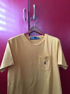 Yellow tee (Polo by Ralph Lauren (RL) )