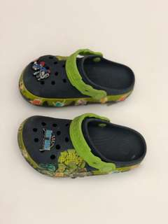 Crocs Ninja Turtle Shoe