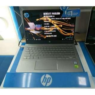 HP Pavilion 14 i7 8gb Laptop Kredit free 1x angsuran