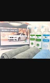 Ecowaterless 清潔用品