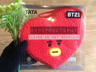 BT21 TATA Boucle Pouch