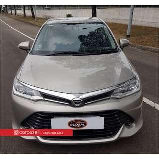 Toyota Corolla Axio 1.5A G