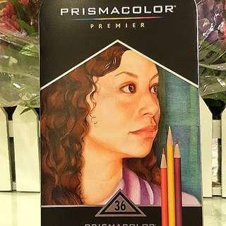 Prismacolor 36
