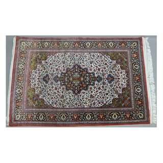 SAMEYEH LOT NO 16323 SILK GHOUM FROM C. PERSIA 170 X 120 CM