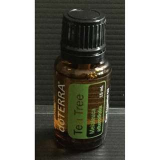 Doterra Tee Tree -  15ml (new)