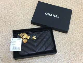 Chanel Small Coins Wallet