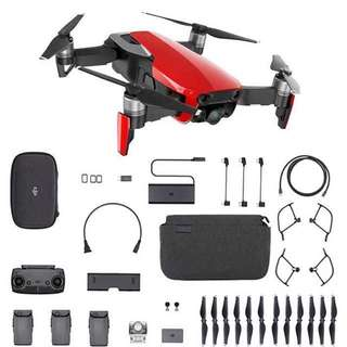 DJI Mavic Air Fly More Combo 套裝