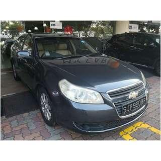 Chevrolet Epica 2.0 Auto