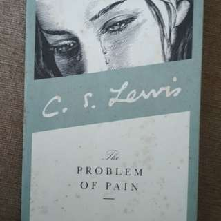 The problem of pain by CS lewis