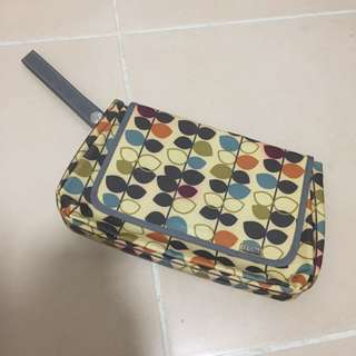 Pouch with Diaper Mat