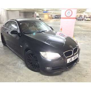 BMW 323 Coupe 2008