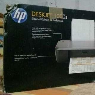 Printer HP Deskjet 1000s