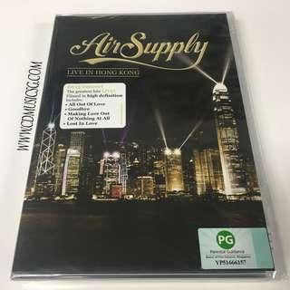 [DVD] Air Supply - Live In Hong Kong