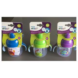 BN Avent Sippy Cup 9oz, 9m+