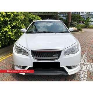 Hyundai Avante 1.6A RS