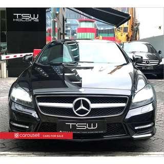 Mercedes-Benz CLS-Class CLS350 Sunroof